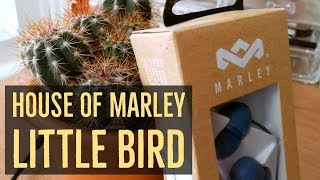 THE BEST £10 Earphones// HOUSE OF MARLEY LITTLE BIRD