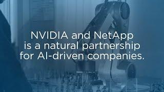 NVIDIA en NetApp Partner te Maken van een Data-Gedreven AI Toekomst voor Klanten
