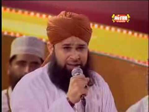 SabWap CoM Pegham Saba Layi Hai FULL NAAT WITH LYRICS Owais Raza Qadri Shab E Miraj QTV Special 2005