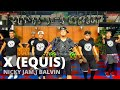 Download X (EQUIS) by Nicky Jam ft J.Balvin | Zumba® | TML Crew Jay Laurente