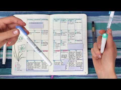 Bullet Journal Flip-Through & Essentials
