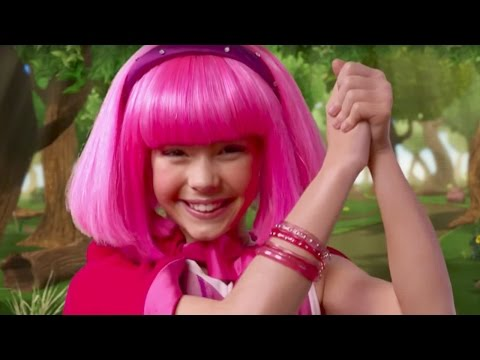 Lazy Town Stephanie Sings Little Pink Life Can Be | Lazy Town Songs Full Episode