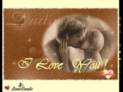 С каждым нашим поцелуем наша любовь возрастает...