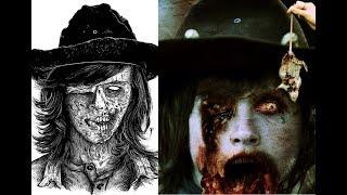 TWD NEW Carl Theory - Can Carl survive??? The Walking Dead Season 8
