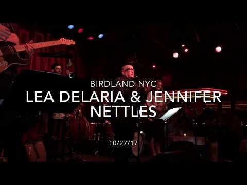 Lea DeLaria & Jennifer Nettles