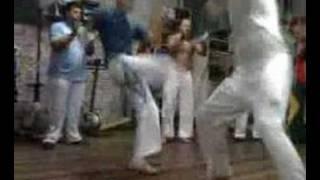 Roda de Capoeira, Aniversário do Grupo Olùfé, 23Abril2008 (5de5).