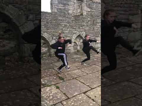 ICON- Jaden Smith choreography Rebecca Miller
