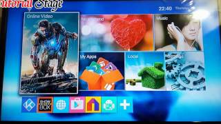 HOW TO Android TV Box MXQpro 4K install