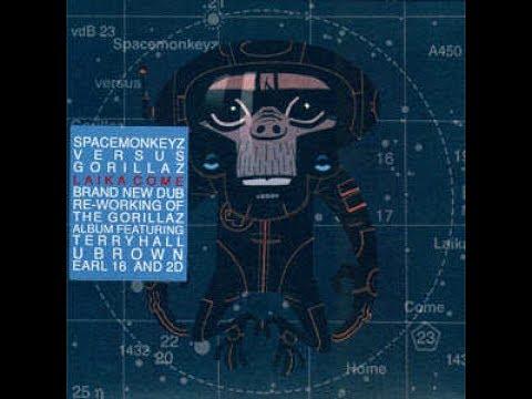 Gorillaz - Laika Come Home - Album Recopilatorio