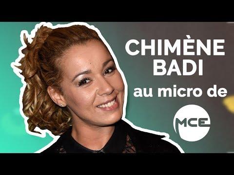"""Chimène Badi: """"J'ai réellement envie de travailler avec Gérard de Palmas"""""""