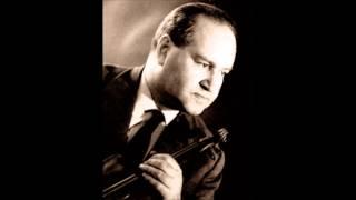 Beethoven - Violin concerto - Oistrakh / Stockholm / Ehrling