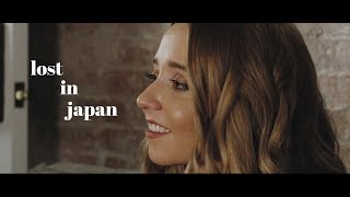 Shawn Mendes, Zedd - Lost In Japan (Original + Remix)  - Cover by Ali Brustofski (Acoustic) Video