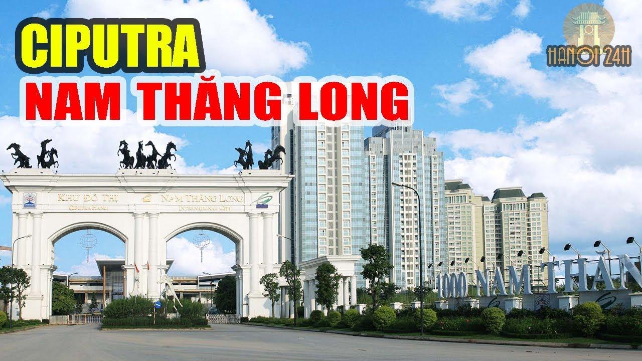 Bên trong CIPUTRA Nam Thăng Long || Nơi ở của giới siêu giàu đời đầu Hà Nội