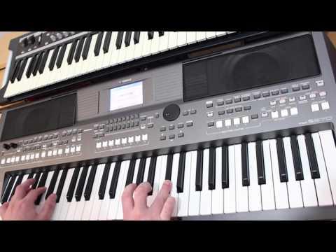 Oнлайн пианино бесплатно - играть