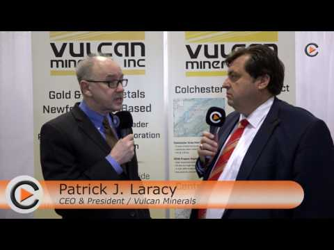 Vulcan Minerals: Exploring Brown Field Copper-Gold Deposit in Canada
