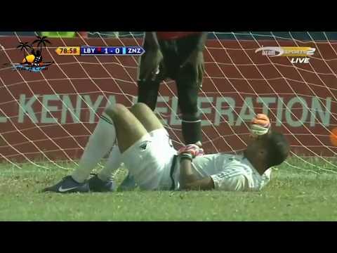 HIGHLIGHTS: LIBYA 1-0 ZANZIBAR (CECAFA SENIOR CHALLENGE CUP)