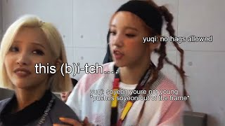 6 girls, 0 braincells... (G)I-DLE (여자)아이들 being CRACKHEADS for 10 minutes (cute & funny moments 2)