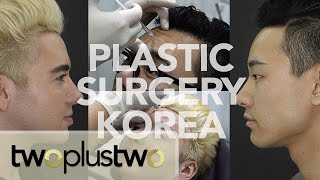 New Noses for Foreigners? Korean Plastic Surgery!