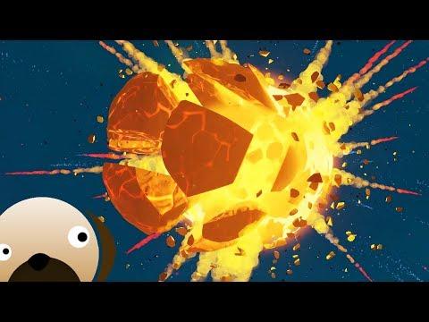 18 PLAYER FFA! PLANET DESTRUCTION - PLANETARY ANNIHILATION TITANS