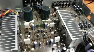 Ремонт ресивера Pioneer A10 FixAudio.ru