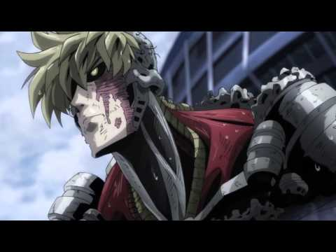 AMV One Punch Man - From Ashes To New - My Fight