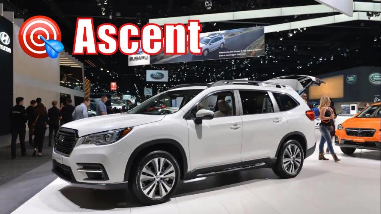 2020 Subaru Ascent Premium 2020 Subaru Ascent Limited 2020