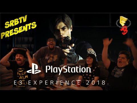 SRBTV Presents Sony Press Conference E3...