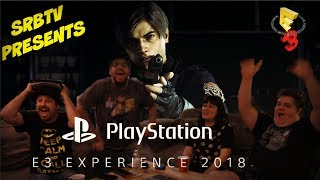 SRBTV Presents Sony Press Conference E3 2018