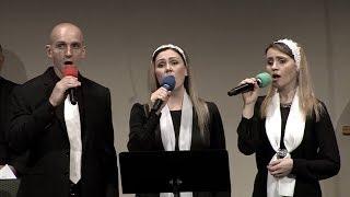 Я под сенью Креста - Максим и Светлана Слисенко, Олеся Колоша