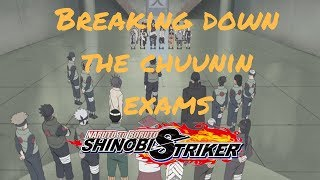 New Weapons & New Jutsu! Chuunin Exams Breakdown for Naruto to Boruto Shinobi Striker