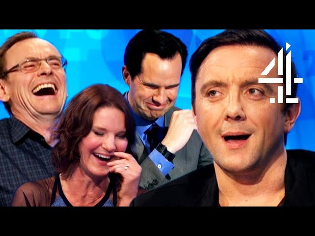 Someones Gonna Get F*****g Hurt! | 8 Out Of 10 Cats Does Countdown | Dictionary Corner Bits Pt. 2