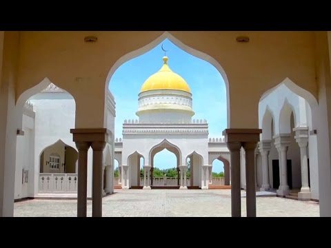 Best of Mindanao : The Grandest Mosque in the Country - COTABATO, PH