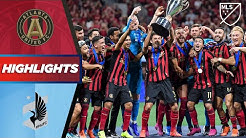 Atlanta United FC 2-1 Minnesota United FC | US Open Cup Final 2019 | HIGHLIGHTS