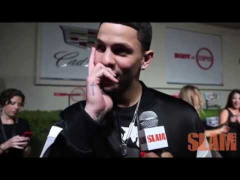 Red Carpet Rapid Fire with Draymond Green, Frank Kaminsky and Austin Rivers