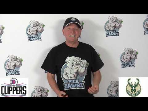 Los Angeles Clippers vs Milwaukee Bucks 12/6/19 Free NBA Pick and Prediction NBA Betting Tips
