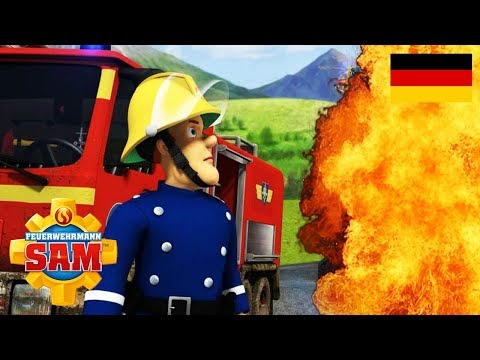 Feuerwehrmann Sam Deutsch Neue Folgen | Jupiter der Feuerlöscher 🚒 Cartoons fur Kinder