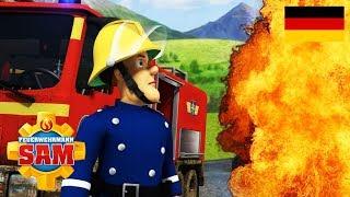 Feuerwehrmann Sam Deutsch Neue Folgen | Jupiter der Feuerlöscher 🚒 Zeichentrickserie für kinder