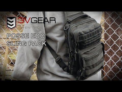 Gear Review: Posse EDC Sling Pack