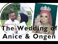 THE WEDDING OF ANICE DAN ONGEN   25 Oktober 2020