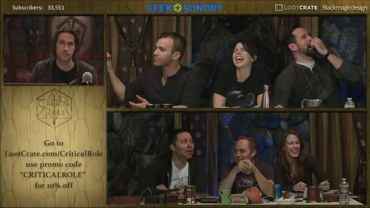 Critical Role - Vox Machina accepts Taryon Darrington ...
