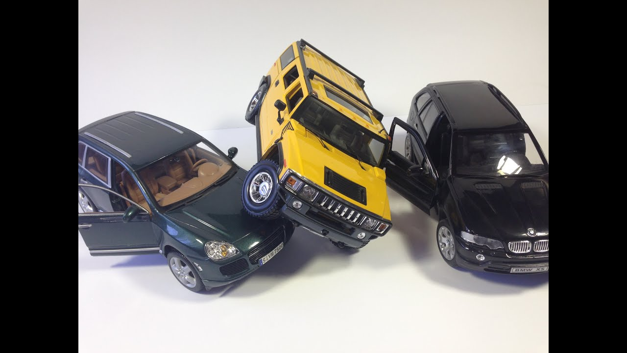 Design of car model - Toy Car Models Collector Review New Cars Video