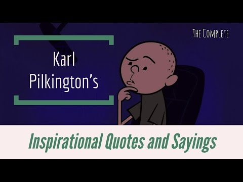 The Complete Karl Pilkington's Inspirational Quotes & Sayings, With Ricky Gervais & Stephen Merchant