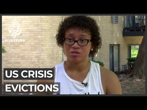 Millions in US face eviction amid COVID-19 crisis