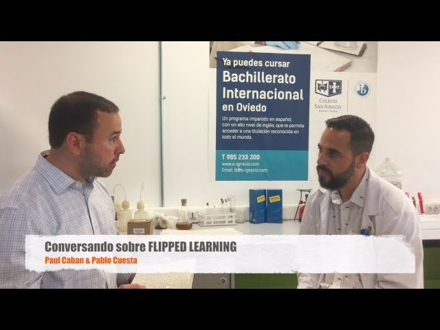 Talking about Flipped Classroom