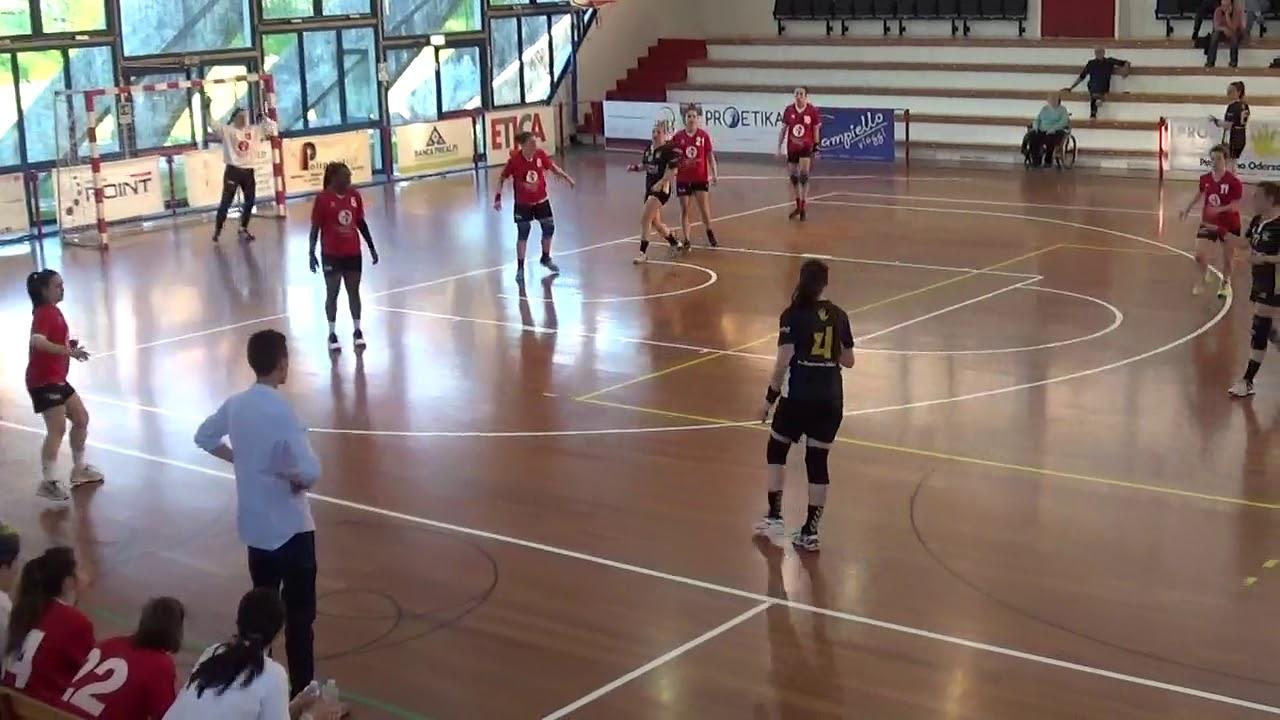 Serie A1F [22^]: Oderzo - Casalgrande Padana 26-22