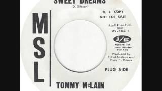 SWEET DREAMS-TOMMY McLAIN