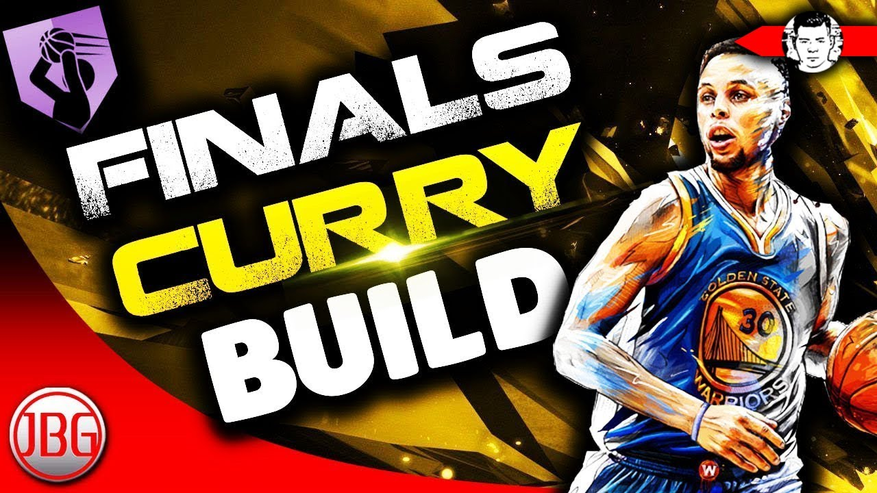 91c33916fafb NBA 2K18 2018 FINALS Stephen Curry ARCHETYPE for MyCAREER - Nine 3s ...