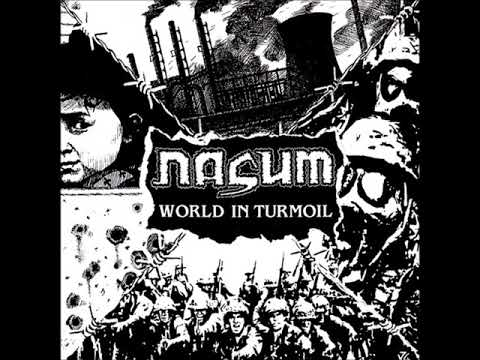 nasum the dream from world in turmoil ep