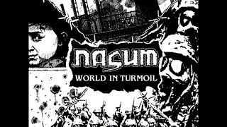 Nasum - World in Turmoil (Full EP)