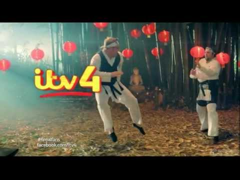ITV4 HD UK New Idents 2013 hd1080p